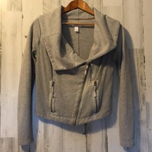 COPY - Ann Taylor Charcoal Jacket